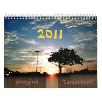 Imagine Tomorrow  2011 ~  TBA Awarded! Calendar