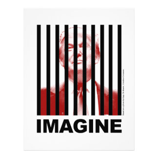Imagine Trump Behind Bars Letterhead