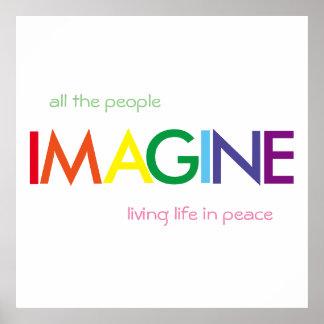 Imagine XL Poster