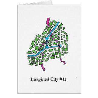 Imagined City #11 Card