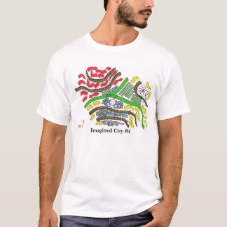 Imagined City #4 T-Shirt