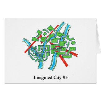Imagined City #5 Card
