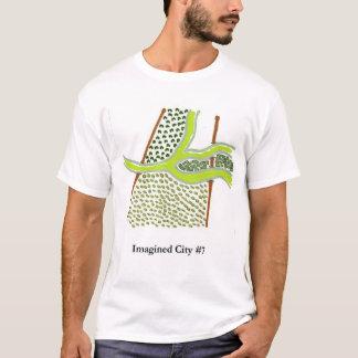 Imagined City #7 T-Shirt