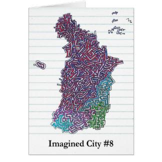 Imagined City #8 Card