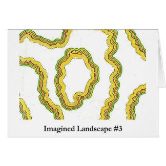 Imagined Landscape #3 Card