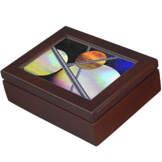 Imagined Worlds Memory Box