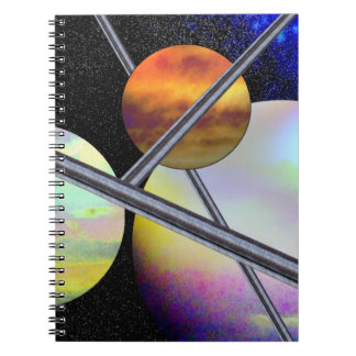 Imagined Worlds Notebook
