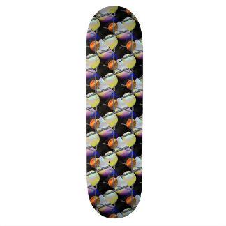 Imagined Worlds Skateboard Deck
