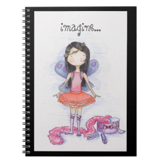 Imagínese el cuaderno