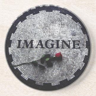 Imagínese el monumento posavasos manualidades