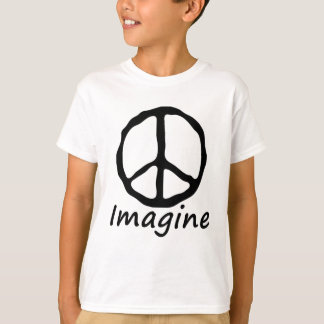 Imagínese la paz playera