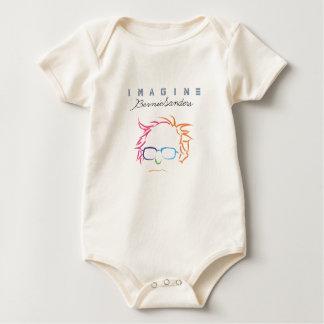 Imagínese las chorreadoras de Bernie Body Para Bebé