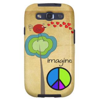 Imagínese los casos del iPhone y los casos de la e Galaxy S3 Carcasas