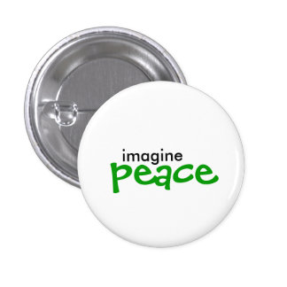 imagínese, paz pin