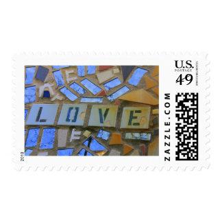 imagínese sellos postales
