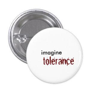 imagínese tolerancia pins