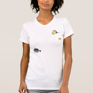 Imaginocean Two Sided Cartoon Fish T-Shirt