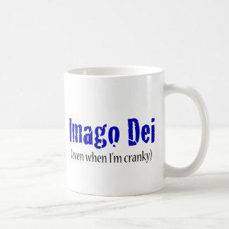 Imago Dei (even when I'm cranky) Coffee Mug