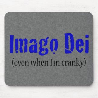 Imago Dei (incluso cuando estoy irritable) o Tapete De Ratón