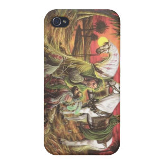 Imam Hussein & Abbas iPhone 5/5S Case iPhone 4/4S Cases