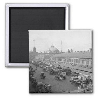 Imán 1904 de Boston del mercado de Quincy