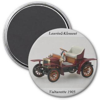 Imán 1905 de Laurin&Klement Voiturette