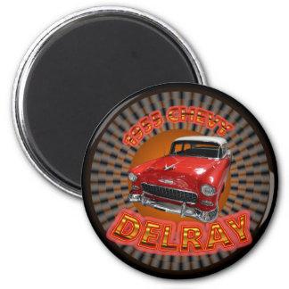Imán 1955 de Chevy Delray