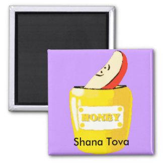 Imán 1 de Shana Tova