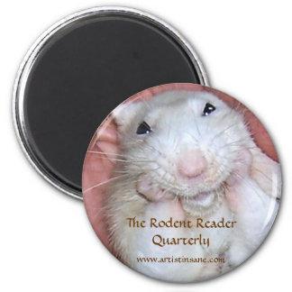 Imán 1 del lector del roedor