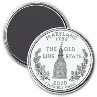 Imán 2000 del cuarto del estado de Maryland