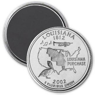 Imán 2002 del cuarto del estado de Luisiana