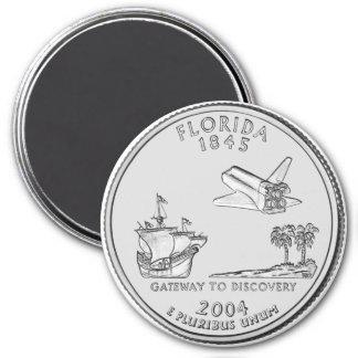 Imán 2004 del cuarto del estado de la Florida