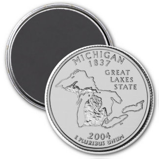 Imán 2004 del cuarto del estado de Michigan