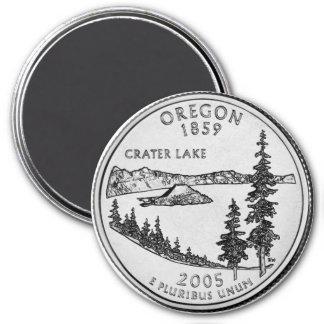 Imán 2005 del cuarto del estado de Oregon