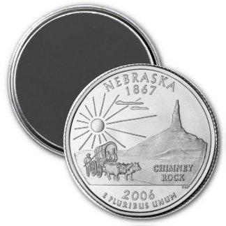 Imán 2006 del cuarto del estado de Nebraska