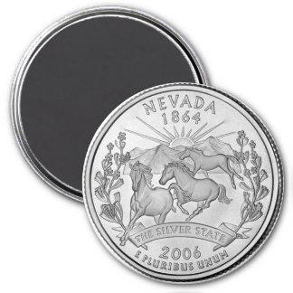 Imán 2006 del cuarto del estado de Nevada