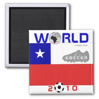 Imán 2010 de Chile del mundial