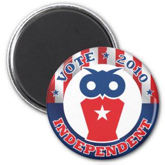 Imán 2010 de la independiente del voto