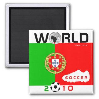 Imán 2010 de Portugal del mundial