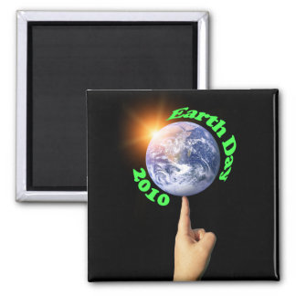 Imán 2010 del Día de la Tierra