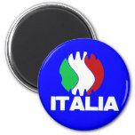 Imán 2010 del fútbol del WC de Italia Italia