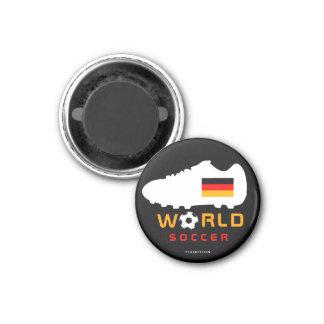 Imán 2010 del zapato de Alemania del mundial