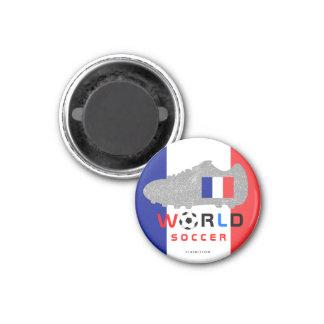 Imán 2010 del zapato de Francia del mundial