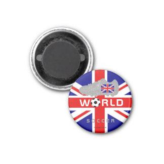 Imán 2010 del zapato de Inglaterra del mundial