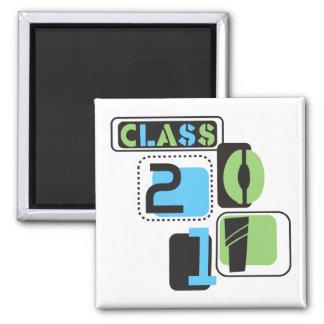 Imán 2011 de Geometrics de la CLASE