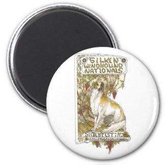 Imán 2011 del logotipo de Silkenfest