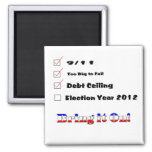 Imán 2012 de la lista de control de la elección