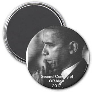 "Imán 2012 de la ""segunda venida"" de presidente"