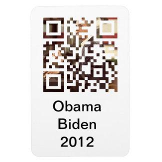 Imán 2012 de Obama Biden