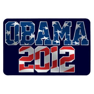 Imán 2012 de Obama Flexi